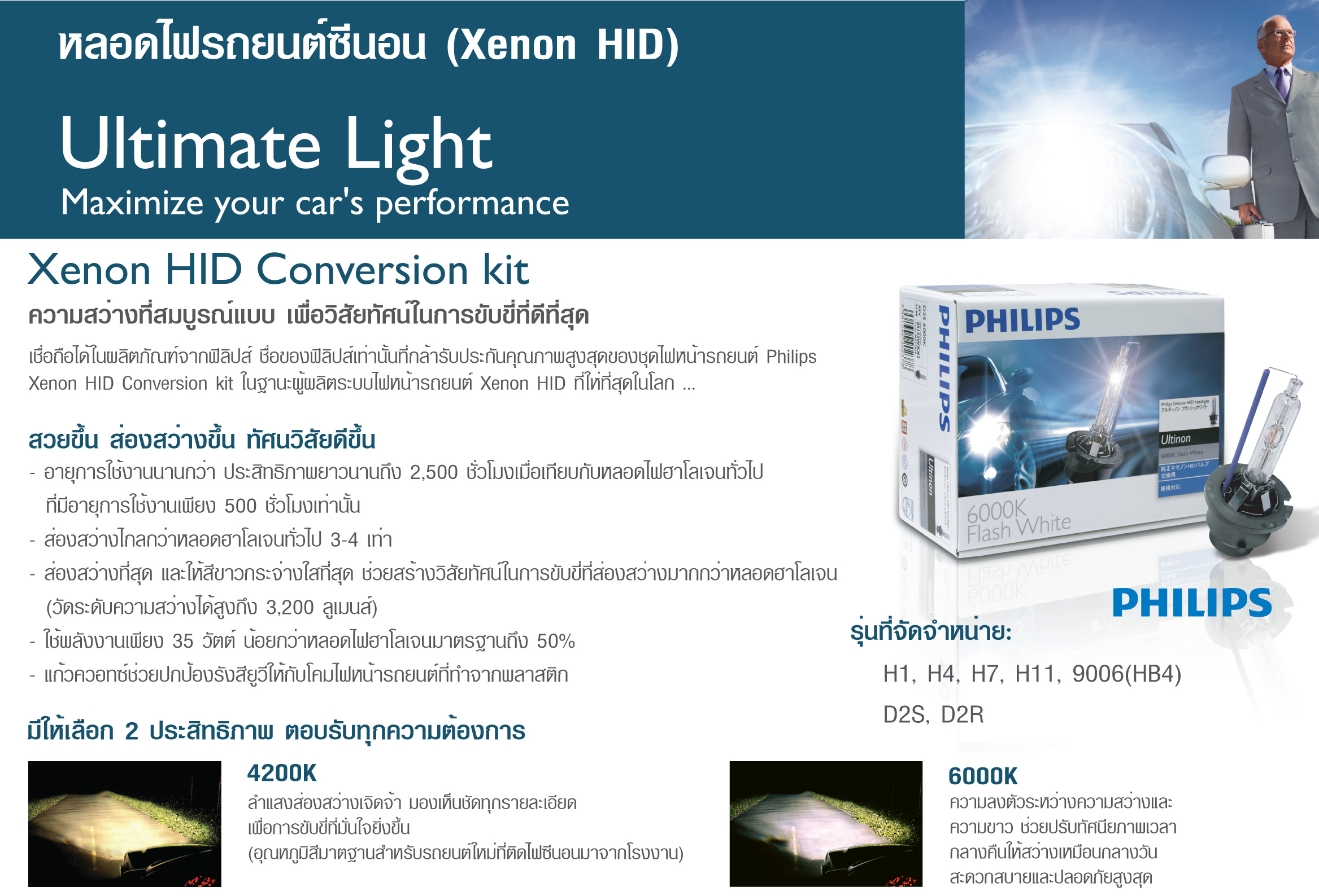 Philips Xenon